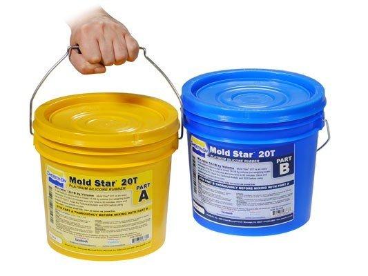 Smooth-On Mold Star 20T 2 Gallon Kit