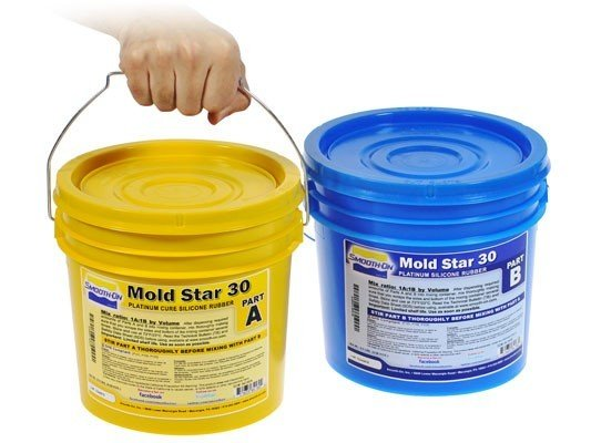 Smooth-On Mold Star 30 2 Gallon Kit