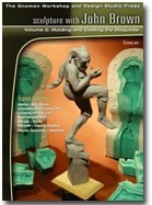 Gnomon Workshop Molding/Casting Maquette Sculpture John Brown DVD #5