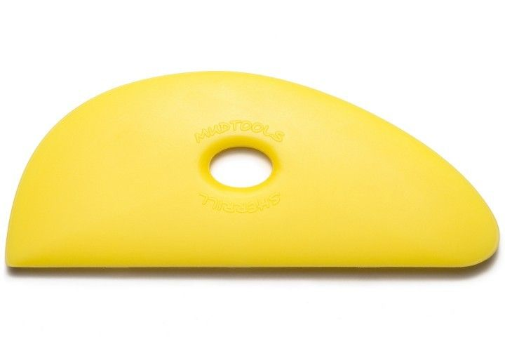 Mudtools Mudtool Yellow #3 Rib