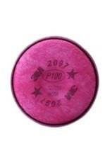 3M P100 HEPA Particulate Filters 6000 Series (1Pair)