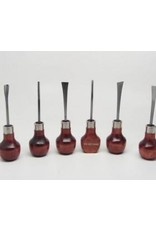 U.J. Ramelson Palm Basic Chisel Set #117