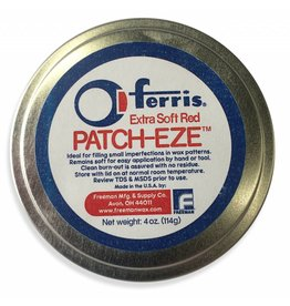 Patcheze Wax Red 4oz