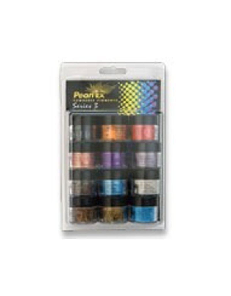 Jacquard Pearl Ex 12 Color Set #3