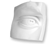 Just Sculpt Plaster Eye Of David