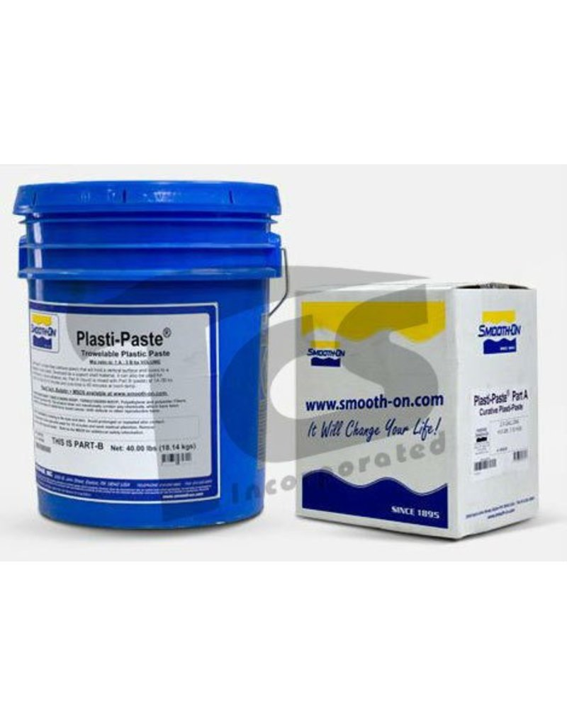 Smooth-On Plasti-Paste 5 Gallon Kit