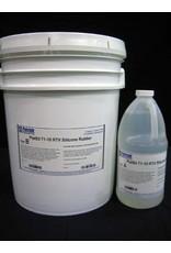 Polytek Development PlatSil 71-10 5 Gallon Kit