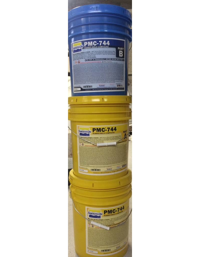 Smooth-On PMC 744 15 Gallon Kit