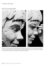 PCF Studio Portrait Sculpting: Anatomy & Expressions in Clay Faraut Book #1