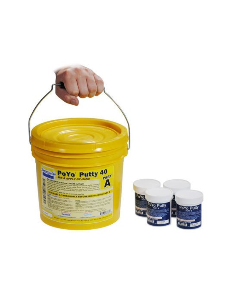 Smooth-On PoYo Putty Gallon Kit