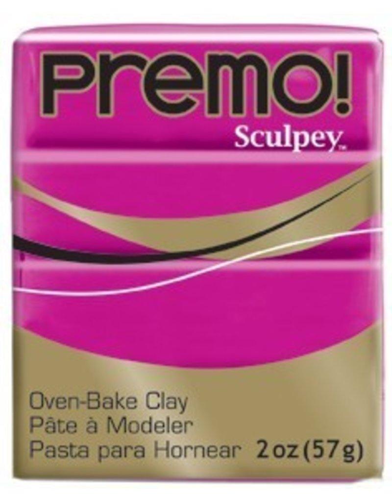 Polyform Premo Sculpey Fuchsia 2oz
