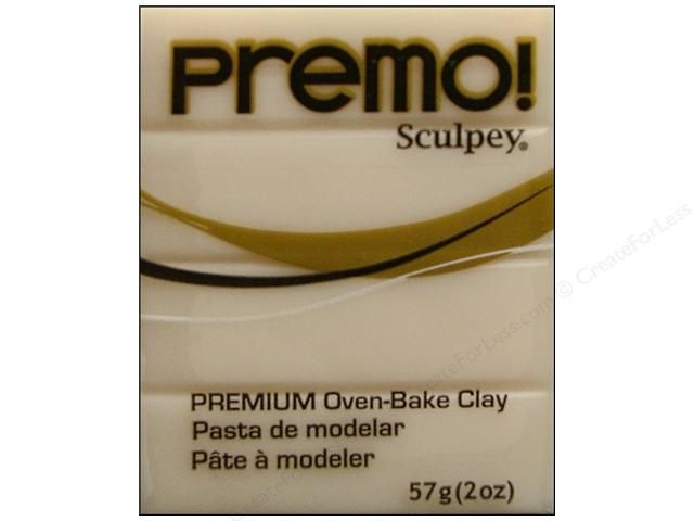 Polyform Premo Sculpey Translucent 2oz