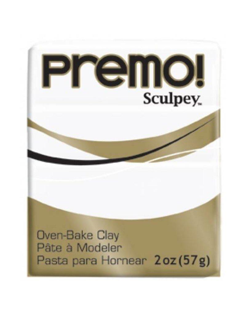 Polyform Premo Sculpey White 2oz