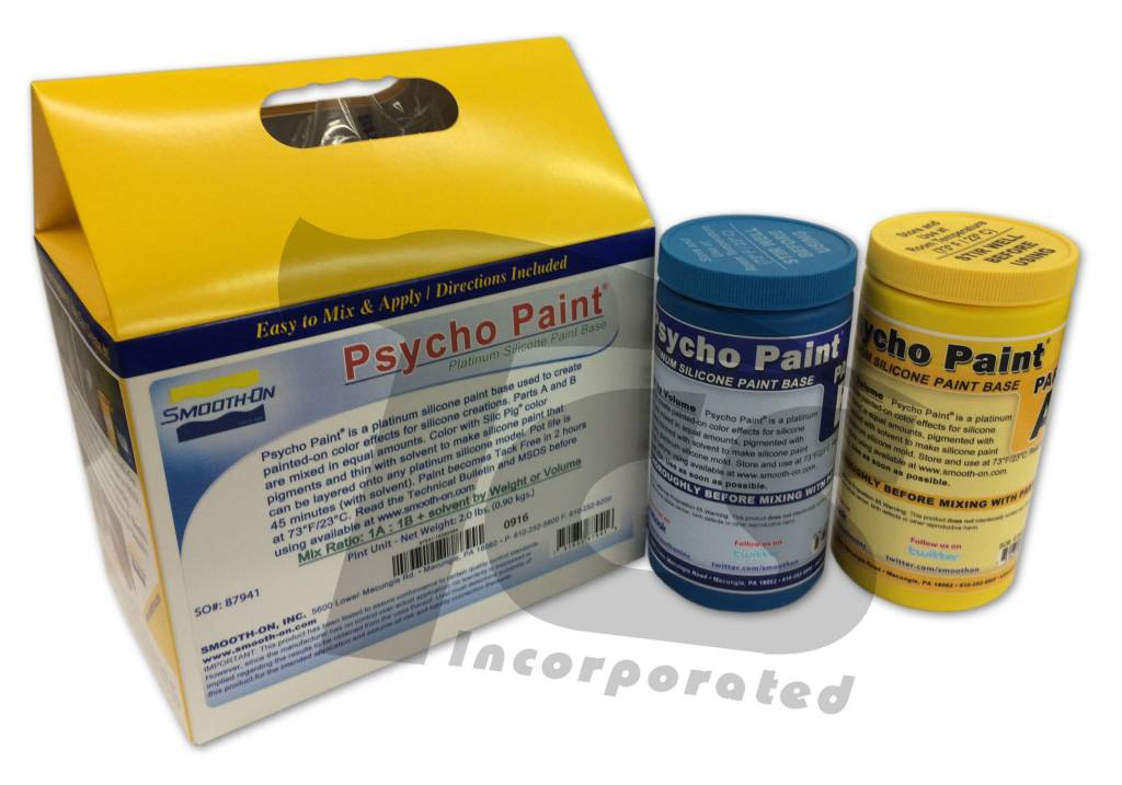 Smooth-On Psycho Paint Pint Kit
