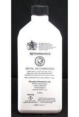Renaissance Metal De-corroder Liter
