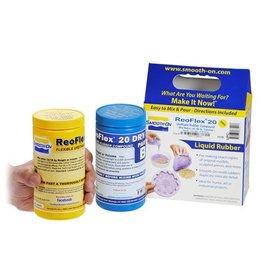 Smooth-On ReoFlex 20 Dry Trial Kit
