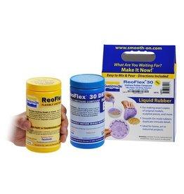 Smooth-On ReoFlex 30 Dry Trial Kit