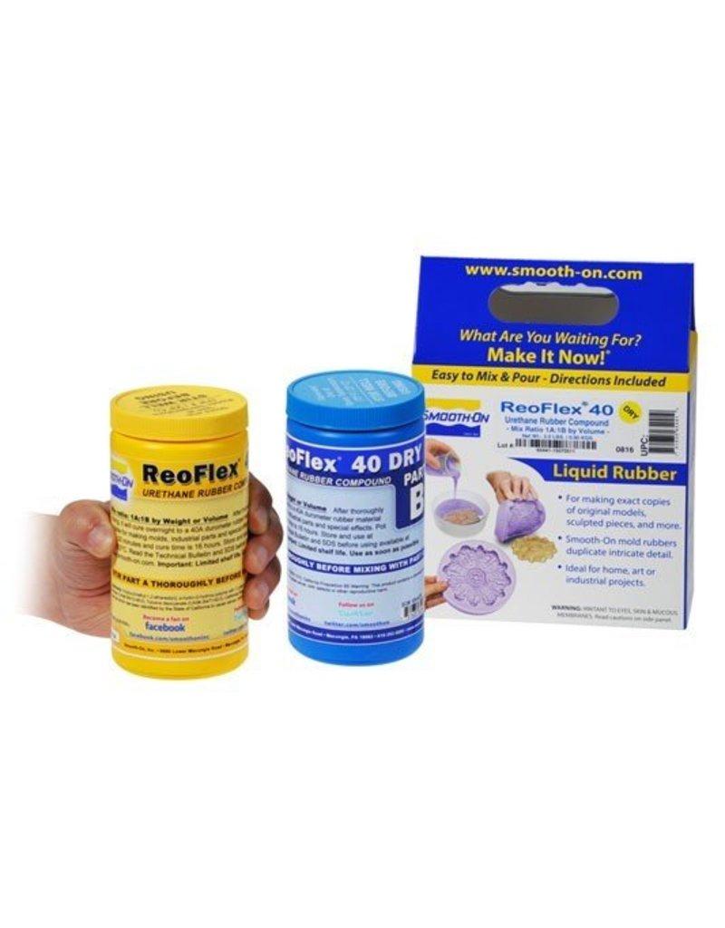 Smooth-On ReoFlex 40 Dry Trial Kit