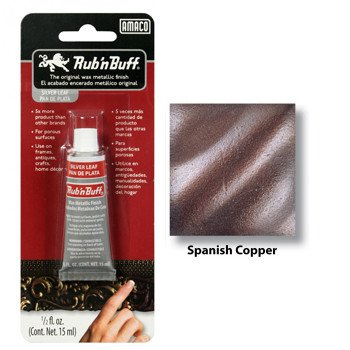 Amaco Rub'nBuff Spanish Copper