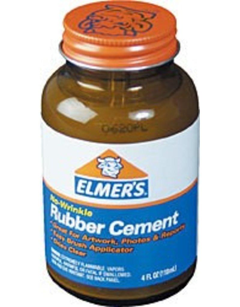 Rubber Cement 4oz