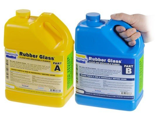 Smooth-On Rubber Glass 2 Gallon Kit Special Order