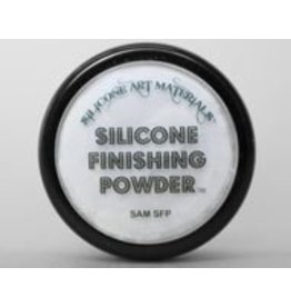 silicone art materials SAM Silicone Finishing Powder 8g