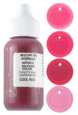 SAM Silicone Dispersion Cool Red 1oz