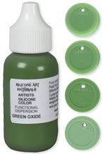 SAM Silicone Dispersion Green Oxide 1oz