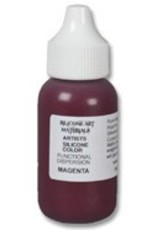 SAM Silicone Dispersion Magenta 1oz