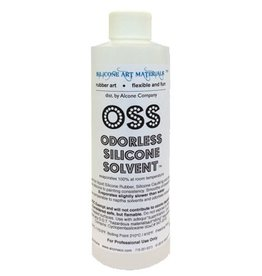 silicone art materials SAM OSS Odorless Silicone Solvent 8oz