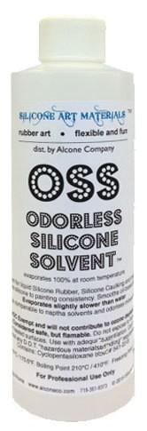 SAM OSS Odorless Silicone Solvent 8oz