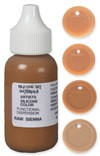SAM Silicone Dispersion Raw Sienna 1oz
