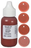 SAM Silicone Dispersion Red Oxide 1oz