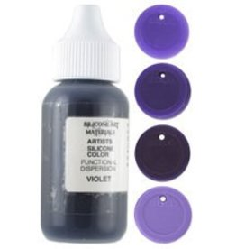 silicone art materials SAM Dispersion Violet 1oz