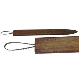Suanne Martin Sawtooth Loop Oval Tool Handmade