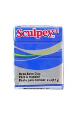 Polyform Sculpey III Blue 2oz