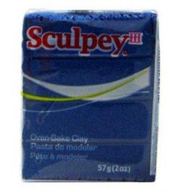 Polyform Sculpey III Blue Pearl 2oz