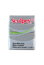 Polyform Sculpey III Elephant Gray 2oz