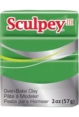 Polyform Sculpey III String Bean 2oz