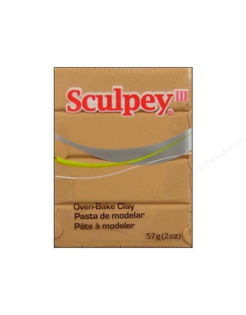 Polyform Sculpey III Tan 2oz