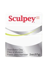 Polyform Sculpey III White 2oz