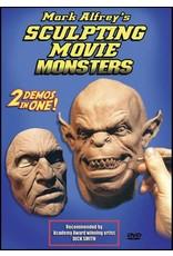 Sculpting Movie Monsters Mark Alfrey DVD