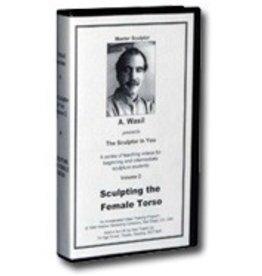 Sculpting The Female Torso DVD