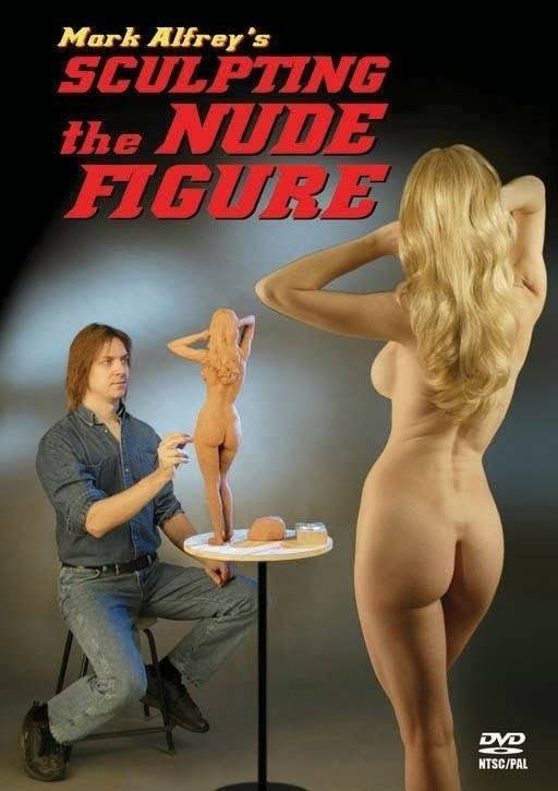 Sculpting The Nude Figure Mark Alfrey DVD