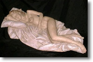 Sculpting Reclining Figure Lucchessi DVD
