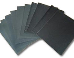 Silicon Carbide Sandpaper 600 Grit