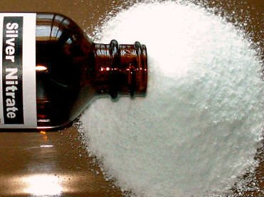 Silver Nitrate 1/2oz