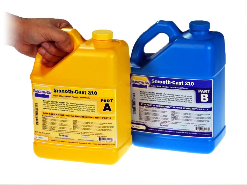 Smooth-On Smooth-Cast 310 2 Gallon Kit