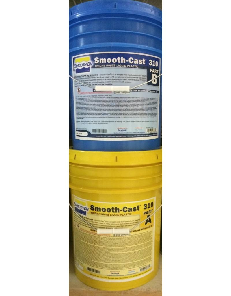 Smooth-On Smooth-Cast 310 10 Gallon Kit