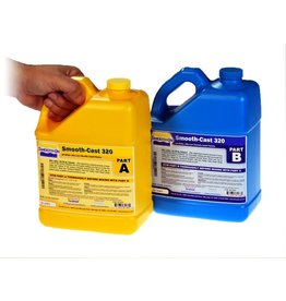 Smooth-On Smooth-Cast 320 2 Gallon Kit